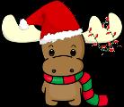 santa moose